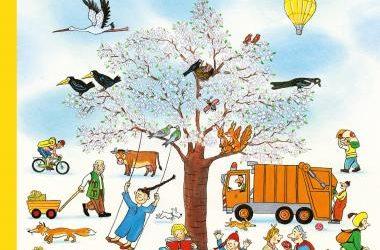 Il Libro di Aprile – Primavera  di Susanne Berner