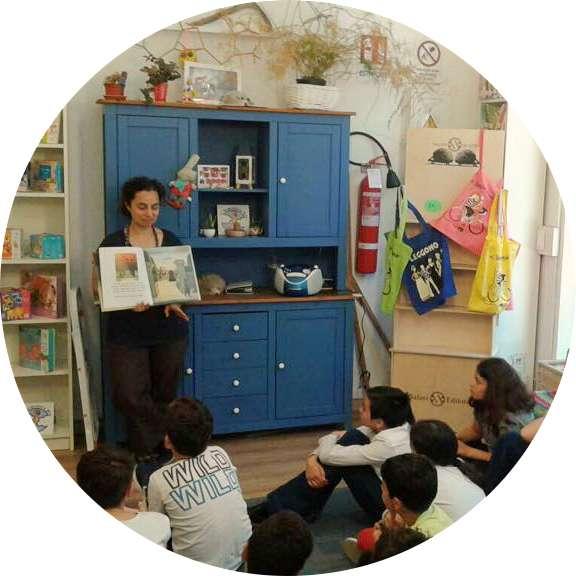 visite scolastiche in libreria Ponteponente