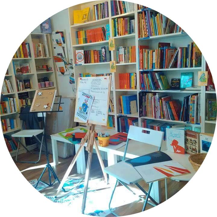 Organizza una festa libreria ponteponente