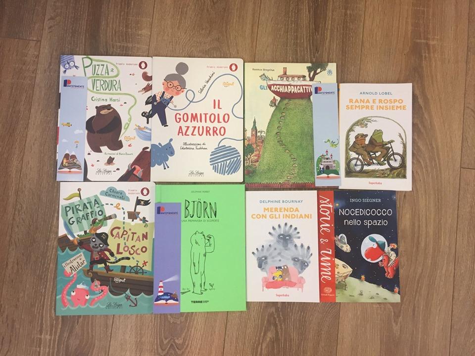 consigli letture estive - prima elementare