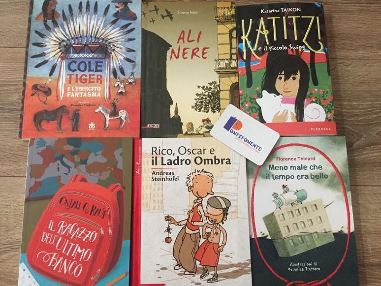 Quest'estate viaggia da lettore! Idee per la classe quinta della scuola primaria
