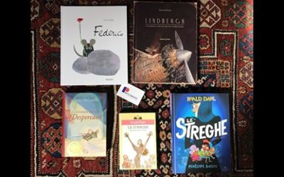 Il libro tra i libri: HO VISTO UN TOPOS!