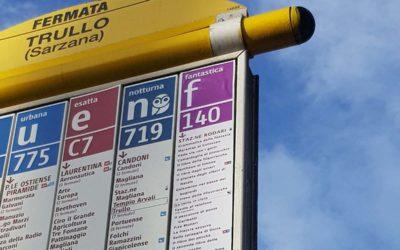 Fantastica 140: a Roma arriva la linea di autobus in omaggio a Gianni Rodari